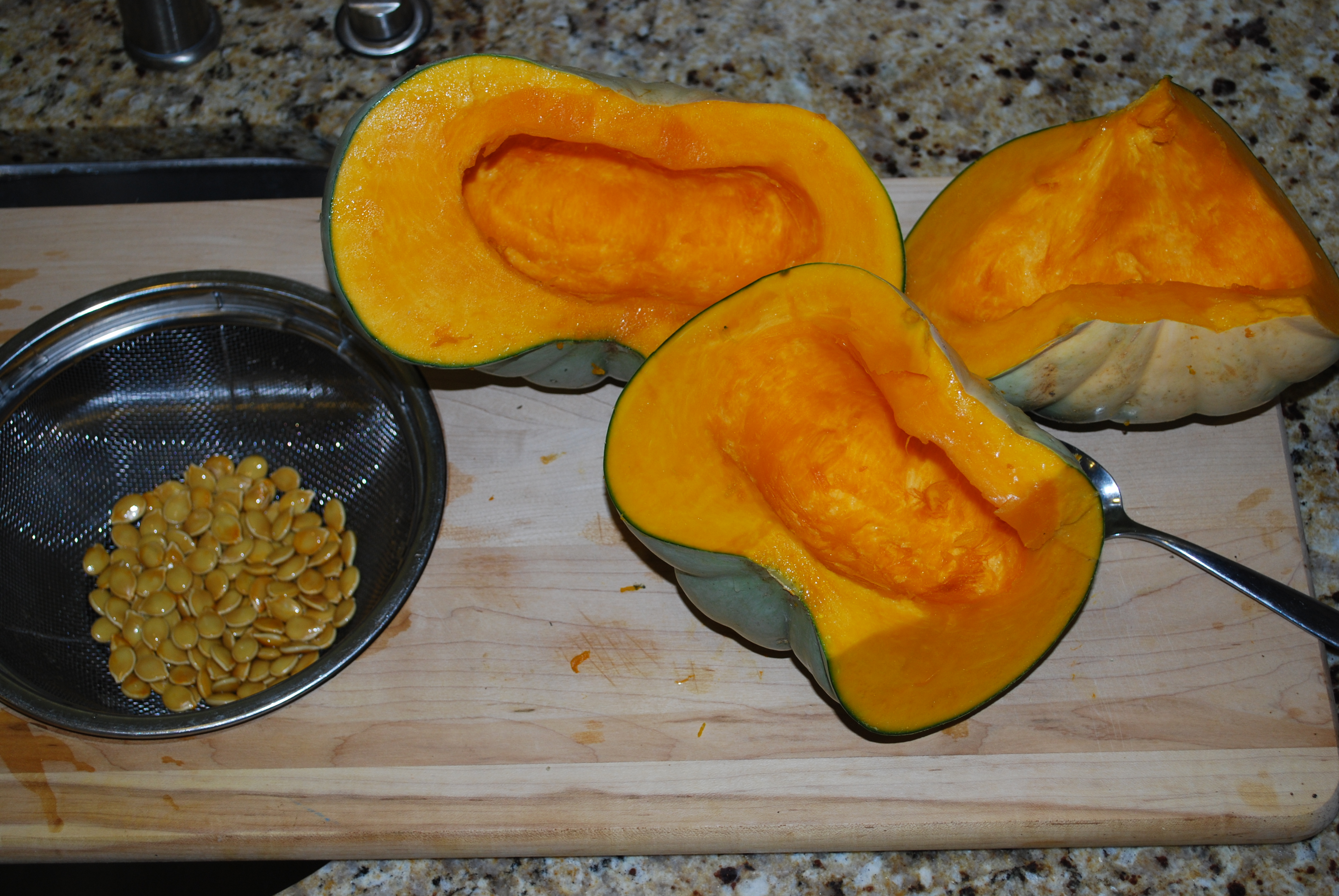 How To Cut Pumpkins For Baking And Cooking Chatty Gourmet