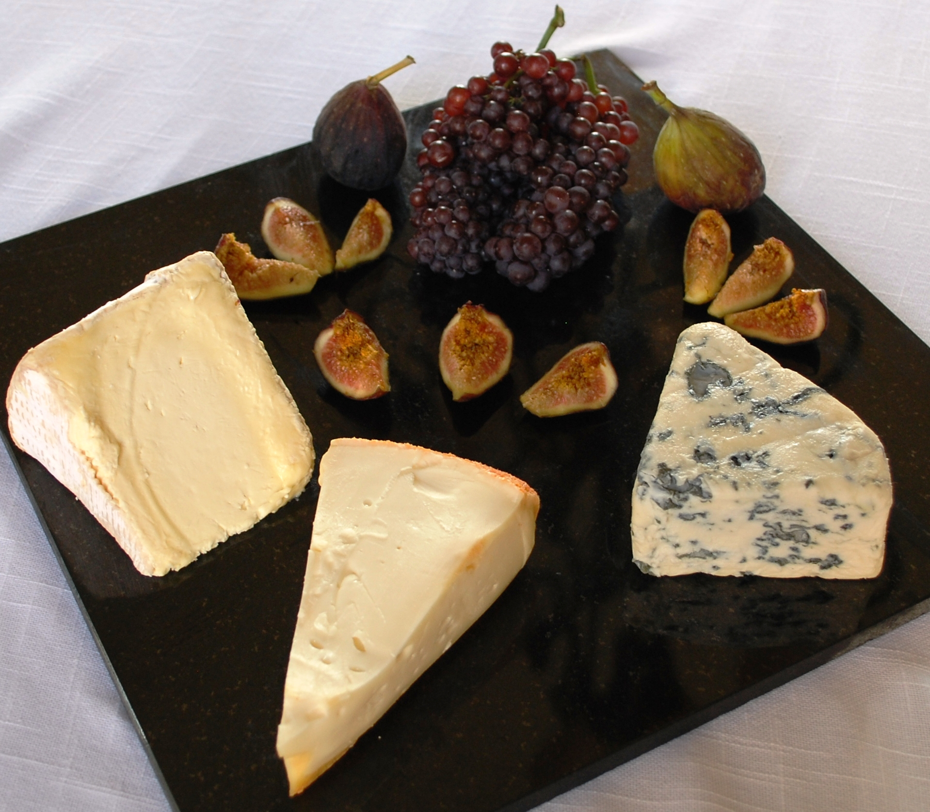 French Cheese Plate & French Cheese Plate | Chatty Gourmet