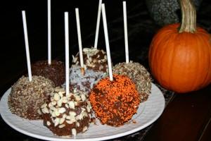 Festive Fall/Halloween Party