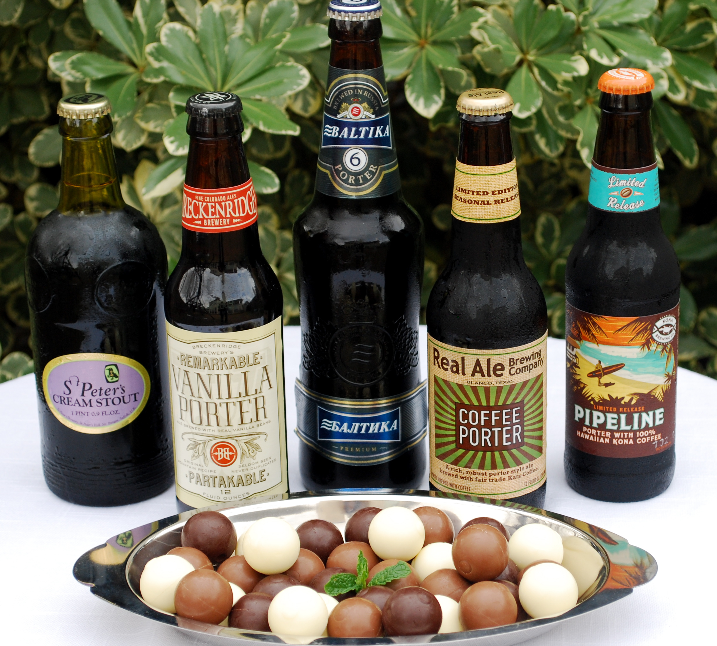 Beer & Chocolate? | Chatty Gourmet
